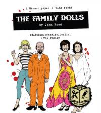 Family Dolls: A Manson Paper and Play Book