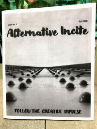Alternative Incite #2 Fall 20 Follow the Creative Impulse