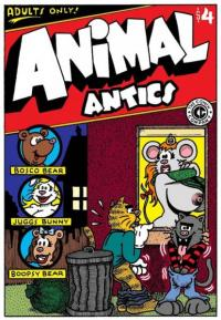 Animal Antics #1