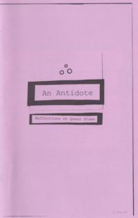Antidote Reflections on Queer Shame