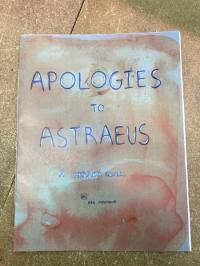 Apologies to Astraeus #1 A Horror Comic