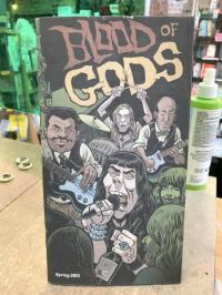 Blood of Gods #3 Spring 2021