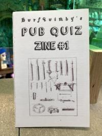 Burf Quimby's Pub Quiz #1