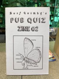 Burf Quimby's Pub Quiz #2