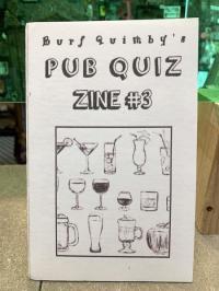 Burf Quimby's Pub Quiz #3