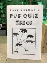 Burf Quimby's Pub Quiz #5