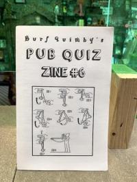 Burf Quimby's Pub Quiz #6