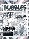 Bubbles #4 Independent Fanzine About Comics and Manga