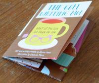 Café Writing Map: Don't Let the Sun Go Down on Tea