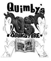 Quimby's 30th Anniversary T-shirt