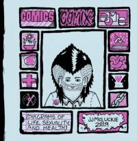 Comics Comix Comic (Diagrams of Life, Sexuality, and Health