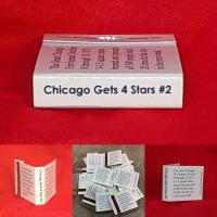Chicago Gets 4 Stars History Zine #2