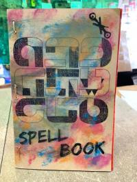 Chidrawgo Spell Book