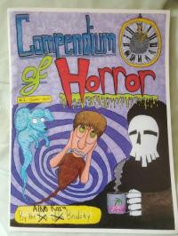 Compendium of Horror #1
