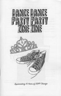 Dance Dance Party Party Zine Zine Appreciating Ten Years of DDPP Chicago