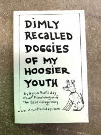 Dimly Recalled Doggies of My Hoosier Youth
