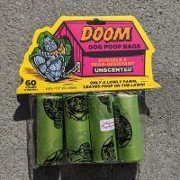 Doom Dog Poop Bags