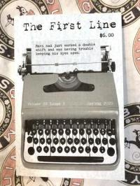 First Line vol 22 #1 Spr 20