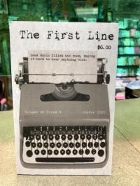 First Line vol 22 #4 Winter 2020