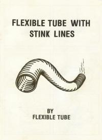 Flexible Tube With Stink Lines #1
