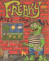 Freaky Magazine Strike 3