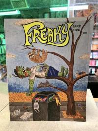 Freaky Magazine #5 Take Five