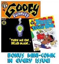 Goofy Funnies #10