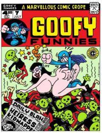 Goofy Funnies #7