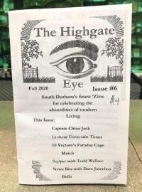 Highgate Eye #6