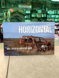 Horizontal: Adel Souto In Landscape Mode