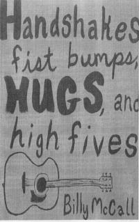 Handshakes, Fist Bumps, Hugs, and High Fives