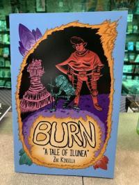 Burn: A Tale of Ilunea