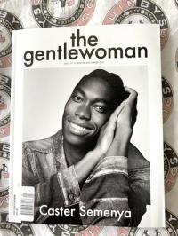 Gentlewoman #21