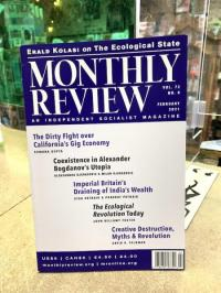 Monthly Review vol 72 #9