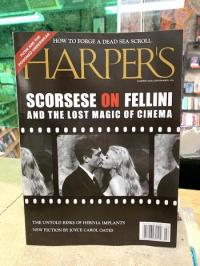 Harpers Magazine March 2021