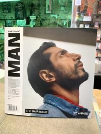 Fantastic Man #32 Fall 20 Win 21 the Hair Issue Riz Ahmed