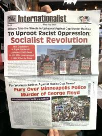 Internationalist #60 May June 2020