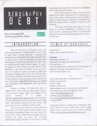 Xerography Debt #24
