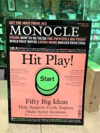 Monocle #140