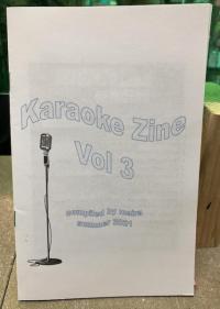 Karaoke Zine #3
