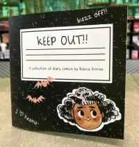 Keep Out Diary Comics #1