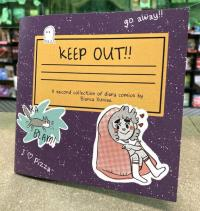Keep Out Diary Comics #2