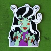 Lamia Sticker