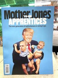 Mother Jones April 2021