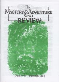Mystery and Adventure Series Review #55
