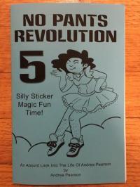 No Pants Revolution #5
