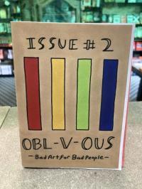 OBL-V-OUS #2 Bad Art for Bad People