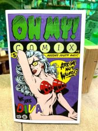 Oh My Comix #4