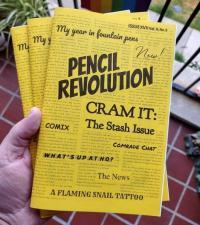 Pencil Revolution #17
