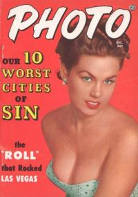 Photo December 1953 (vintage Copy)